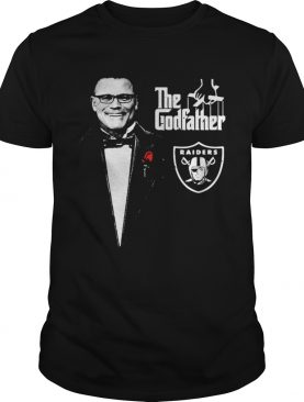 Howie Long The Godfather Oakland Raiders shirt