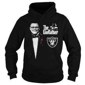 Howie Long The Godfather Oakland Raiders shirt Ladies V-Neck