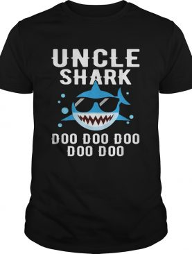 Awesome Uncle Shark Doo Doo Doo shirt