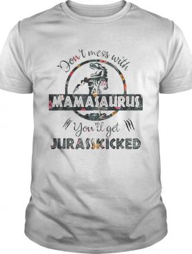 Dont Mess With Mamasaurus mother day floral