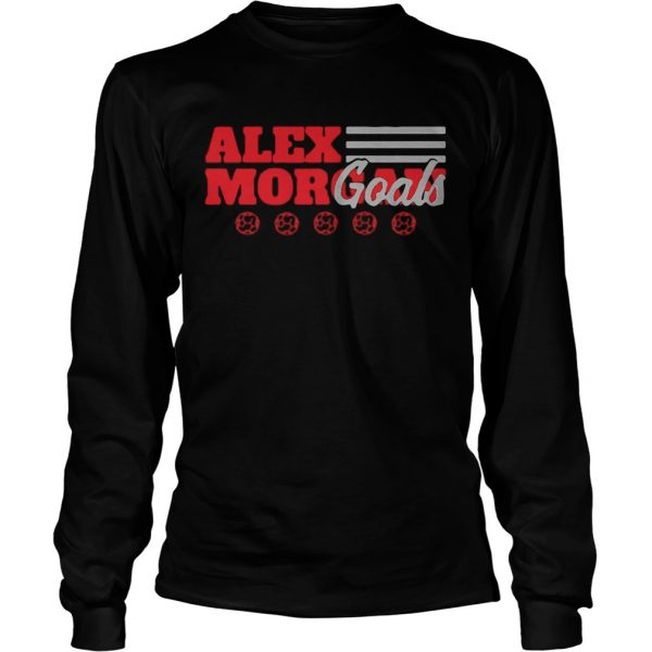Alex Morgan goals  LongSleeve