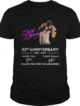Dirty Dancing 32sd anniversary 1987 2019 signature thank you for