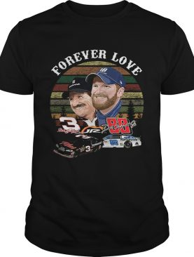 Forever Love 3 Jr 88 Goodwrench and nationwide shirt