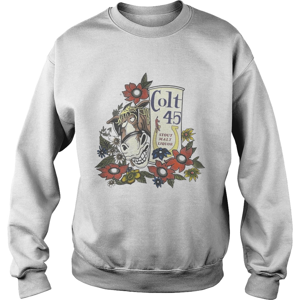 Stout Malt liquor beer brewing lovers awesome cool  Sweatshirt