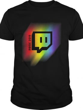 The best Twitch Pride 19 Gay LGBT shirt