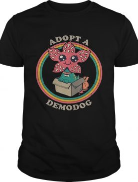 Adopt a demodog Stranger Things shirt