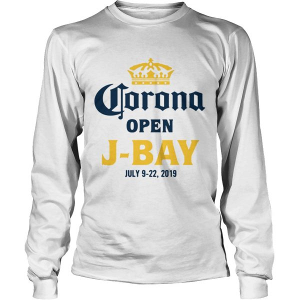 Corona open JBay July 9 22 2019  LongSleeve