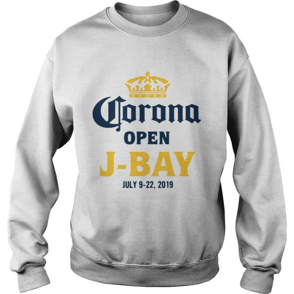 Corona open JBay July 9 22 2019  Sweatshirt