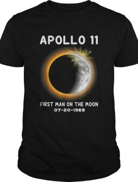 First Man On The Moon 07201969 shirt