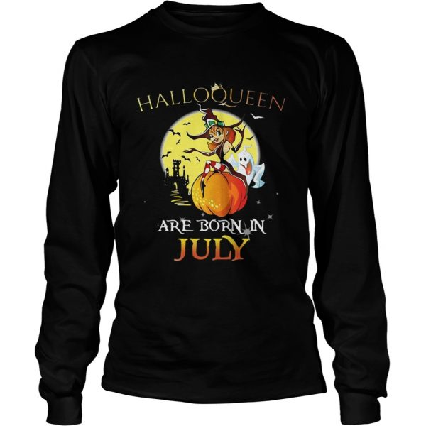 Halloqueen are born in July  LongSleeve