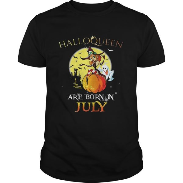 Halloqueen are born in July  Unisex