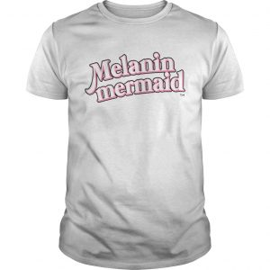 Melanin Mermaid Shirt Unisex