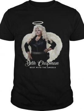 RIP Beth Chapman rest with the angels shirt