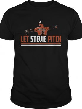 Stevie Wilkerson Let Stevie Pitch shirt