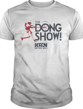 2019 KFAN State Fair The Dong Show Tee Shirt