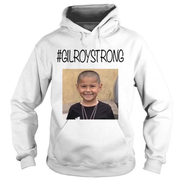 GilroyStrong Rest In Peace  Hoodie