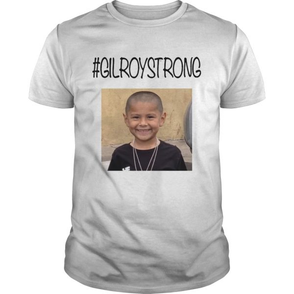 GilroyStrong Rest In Peace  Unisex