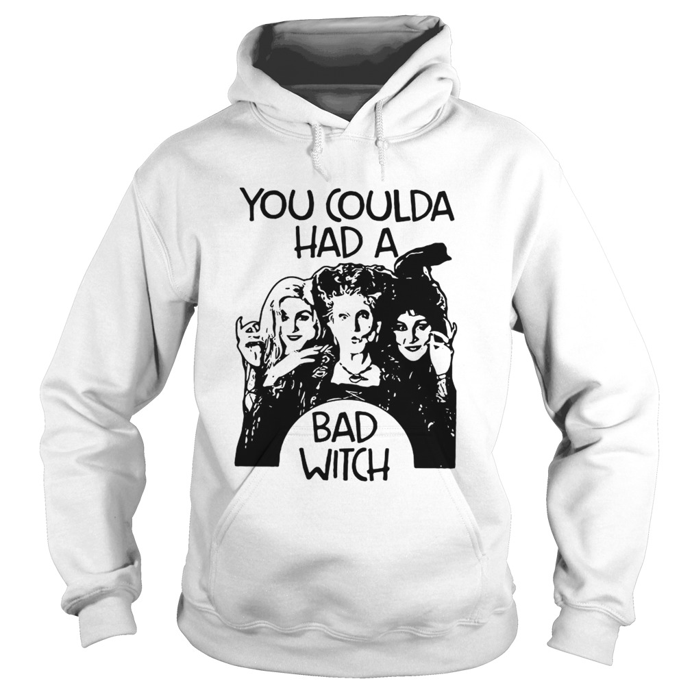 Hocus Pocus You coulda had a bad witch  Hoodie