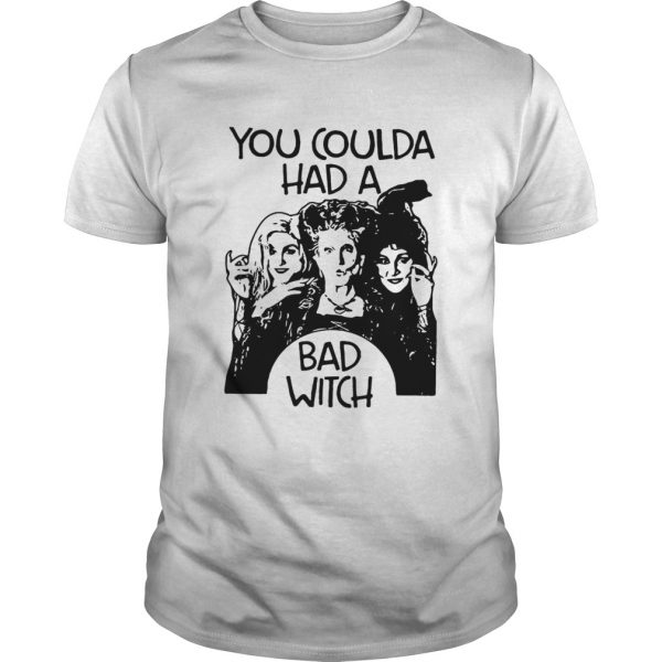 Hocus Pocus You coulda had a bad witch  Unisex