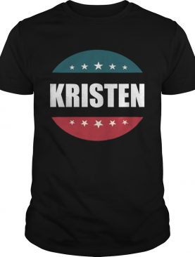 Retro Vote Kirsten GillibrandVintage 2020 Election TShirt