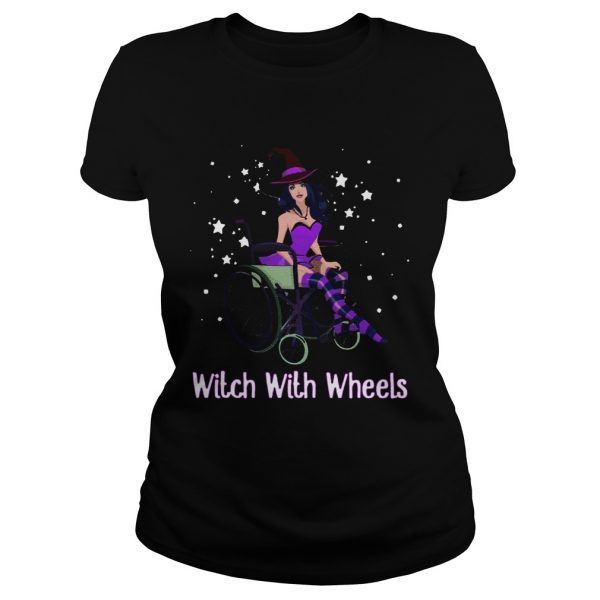Witch with wheels  Classic Ladies