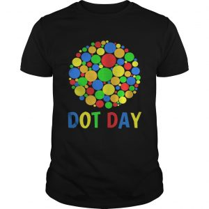 Dot Day 2019 Shirt Unisex