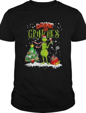 Drink up Grinches Christmas Wine shirt