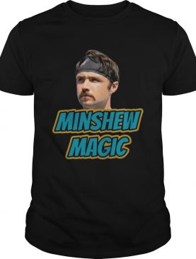 Gardner Minshew Magic Shirt