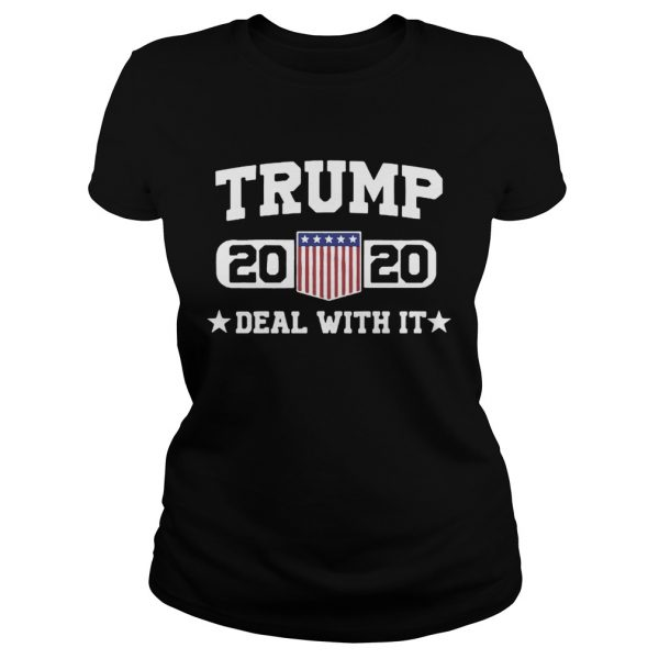 Jeep Trump 2020 deal with it  Classic Ladies