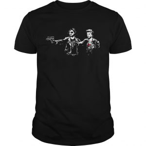 Kurt Fiction Snake Plissken and Jack Burton  Unisex