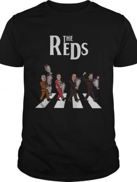 Liverpool The Reds Abbey Road shirt