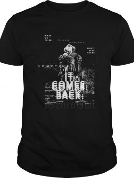 Pennywise sometimes IT comes back shirt