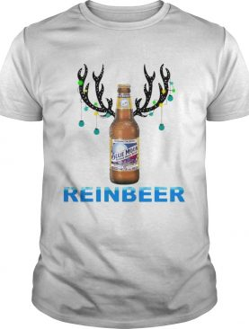 Blue Moon ReinBeer Christmas Shirt