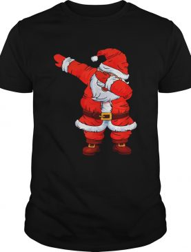 Dabbing Santa Christmas Boys Girls Kids Men Women Xmas Gifts TShirt