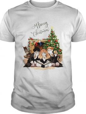 Harry Potter characters Harry Christmas shirt