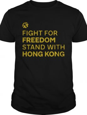 Lakers Fight For Freedom Stand With Hong Kong Shirt