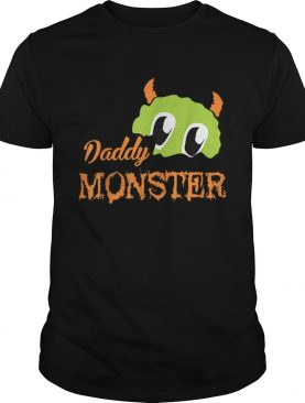 Mens Funny Daddy Monster Halloween Costume Gift Ideas Zombie Bone shirt