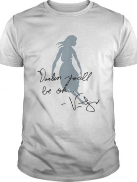 Sky Girl Darling Youll Be Ok Shirt