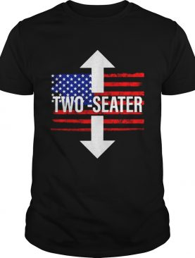 Trump Rally United States Two Seater Shirt