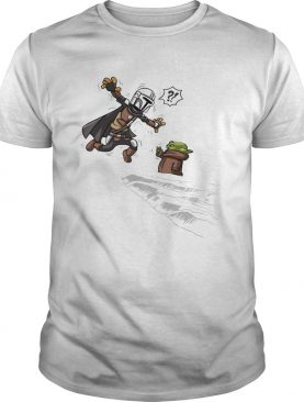 Baby yoda whats going on shirt