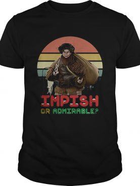 Belsnickel Impish or Admirable vintage shirt