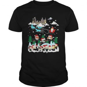 Harry Potter Chibi Ugly Christmas  Unisex