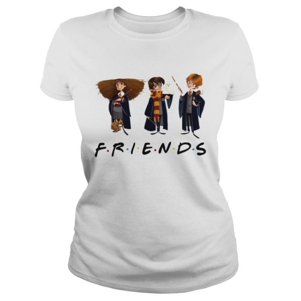 Hermione Granger Harry Potter and Ron Weasley friends tv show  Classic Ladies