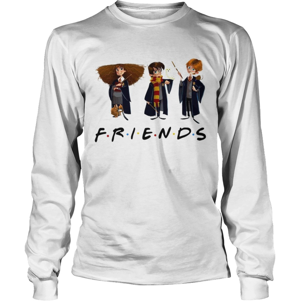 Hermione Granger Harry Potter and Ron Weasley friends tv show  LongSleeve