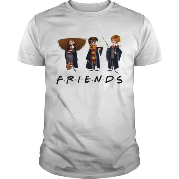 Hermione Granger Harry Potter and Ron Weasley friends tv show  Unisex