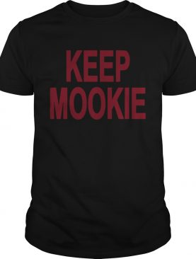 Keep Mookie shirt