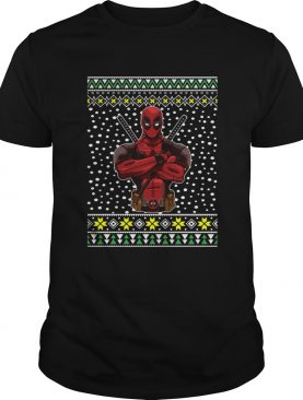 Deadpool Ugly Christmas shirt