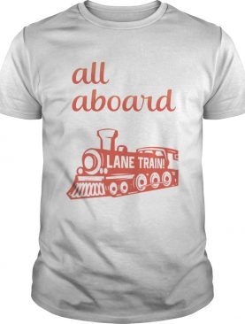 Lane Train All Aboard shirt