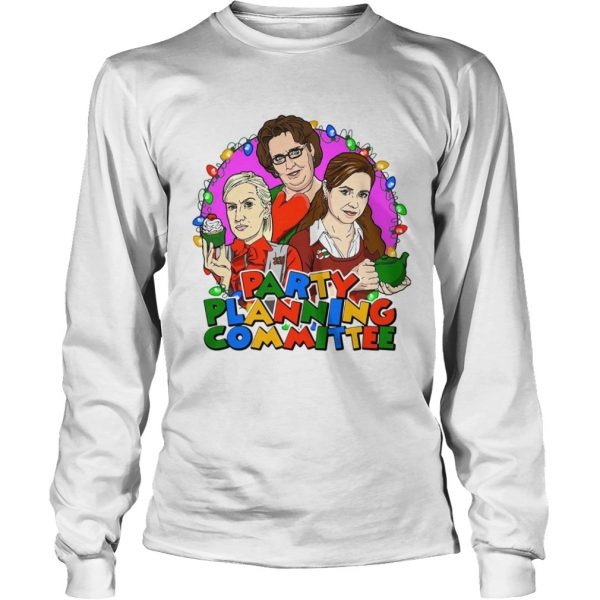 Party Planning Committee Christmas  LongSleeve