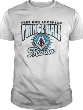 Free And Accepted Prince Hall Mason shirt